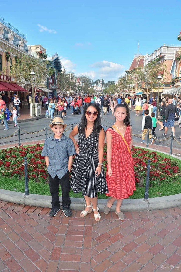 Dapper Day at Disneyland