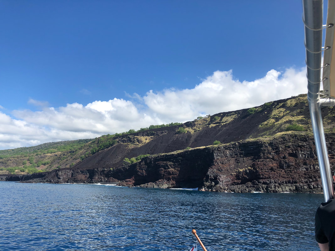 Kona coast Fairwinds cruise