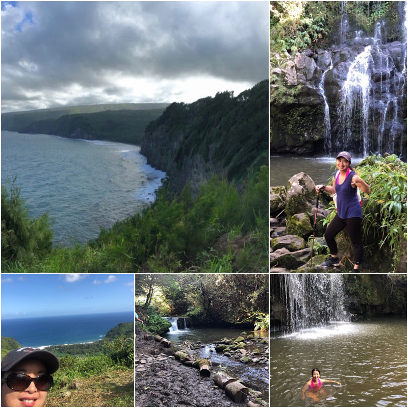 Kohala Waterfalls Renee Tsang Travel
