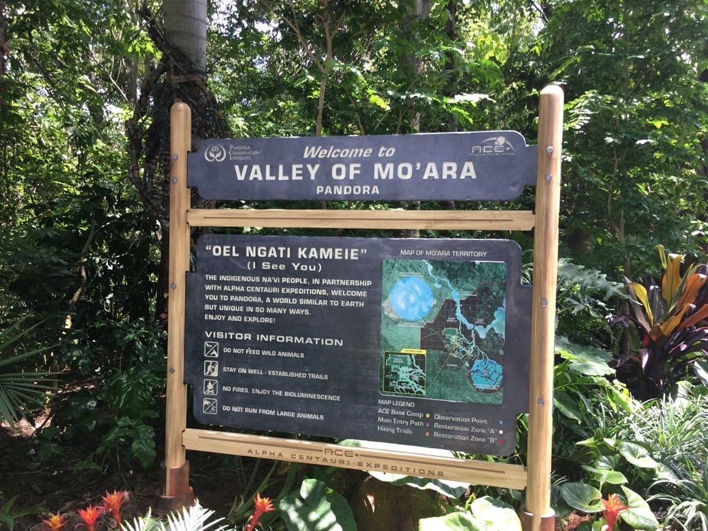 Pandora The World of Avatar