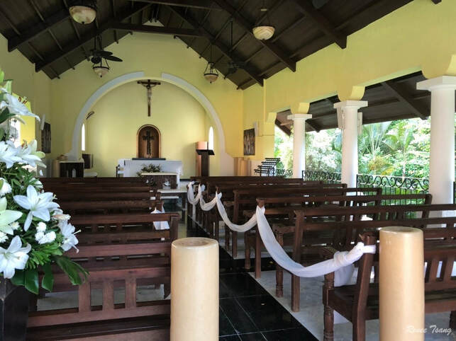Grand Palladium Vallarta chapel