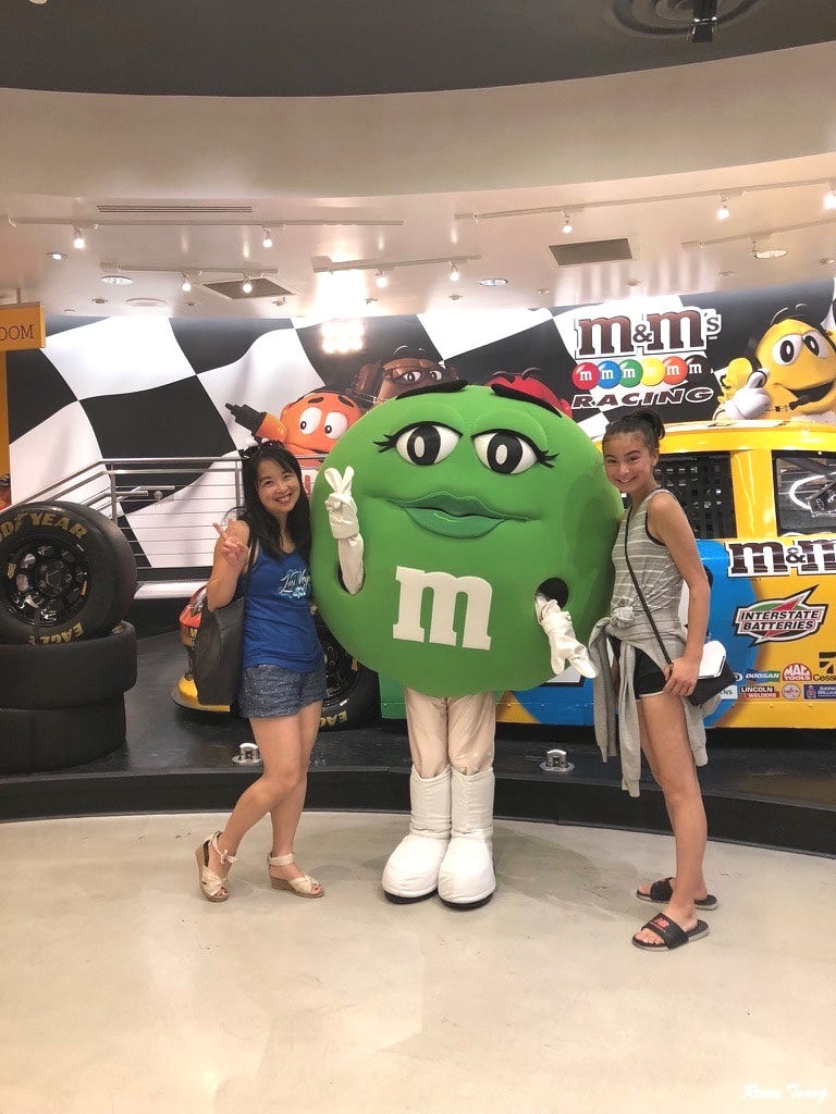 M&Ms World Las Vegas